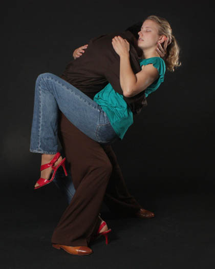 bachata dancers - heather carlsen & kurt lichtmann