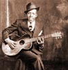 Robert Johnson, Bluesman